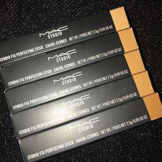 MAC Concealer- Studio Fix Perfecting Stick