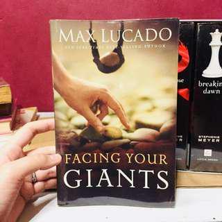 Facing Your Giants Max Lucado