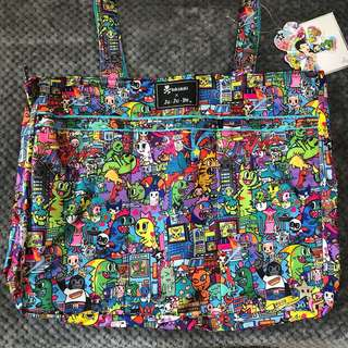 Bnwt jujube Kaiju city Super be