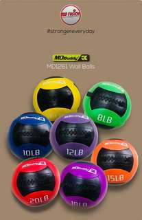 MD Buddy Wall Balls