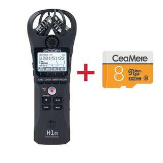 Zoom H1n voice recorder (Brand New)