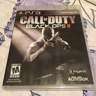 Ps3 Call of Duty Black Ops 2 COD