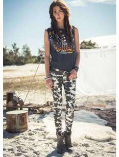 Spell Designs Motley Crew leggings