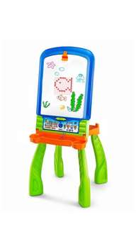 ~Ready stock~ VTech DigiArt Creative Easel Drawing Table (Frustration-Free Packaging)