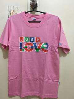 Just Love tshirt