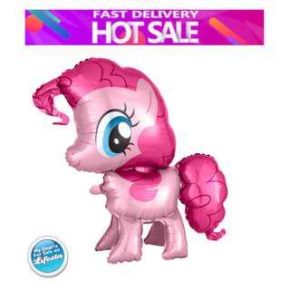 Giant Pony Balloon Pinkie Pie Big Balloons Party Birthday