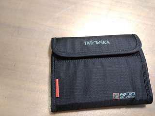 Tatonka Velcro RFID block wallet