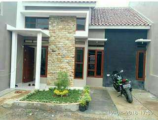 Rumah KPR dp.10% Harga 370Jt berlokasi di pasir putih sawangan kota Depok.