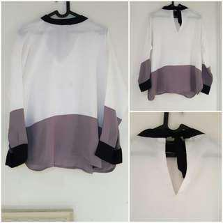 Blouse fit to XL