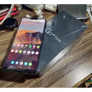 [Local Set] LG G7+ (G7 PLUS) 128GB 6GB Platinum