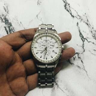 Cerutti 1881 Stainless Steel Watch