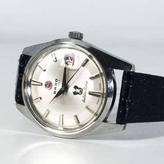 Vintage Rado Golden Horse 30 Jewels Automatic Mens Watch