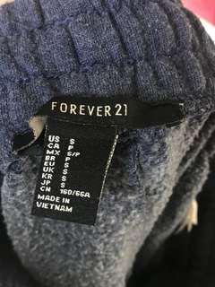 Forever 21 lower