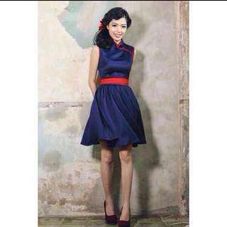✨ Megagamie Lola Vintage Cheongsam Dress