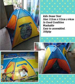 Kid Dome Tent