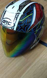 Helmet Arc Ritz AR4
