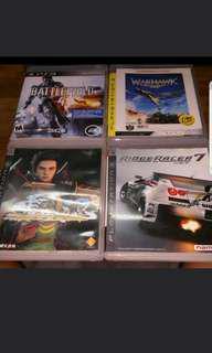 PS3 & PS3 Move Games
