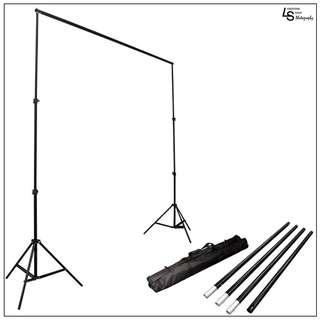 Stand Banner Backdrop 2m rent