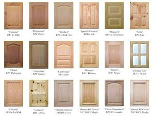 Kinds of Door Design For Cabinets