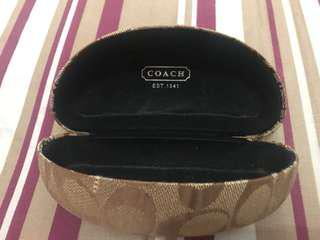 Original coach shades case only