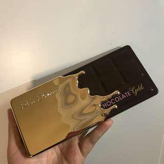 Chocolate Gold Bar