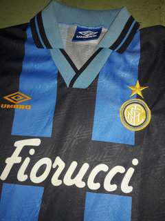Jersey Intermilan Home 1994 - 1995 Original