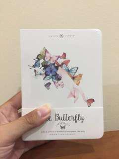 Notebook jurnal notes artsy