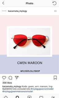 Kacamata ( sun glasses )