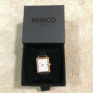 Mimco classic watch authentic