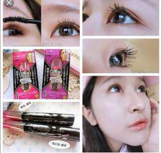 Kiss me mascara volume and curl super water proof