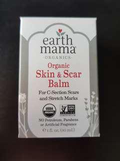 Earth mama organic skin & scar balm