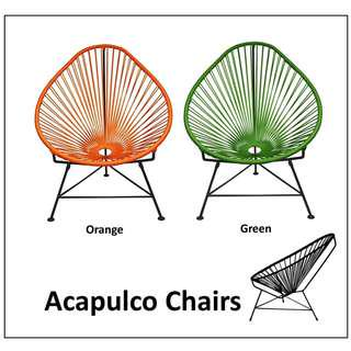 New Acapulco Chairs