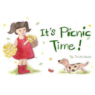It's Picnic Time!