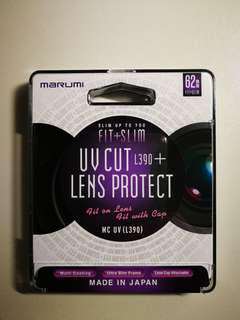 Marumi 62mm FIT+SLIM MC UV L390