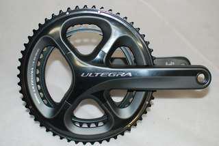 Shimano Ultegra 6800 Right Crankset 165mm 50/34 Compact