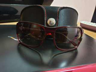 ✅Authentic ESPRIT Sunglasses in Maroon