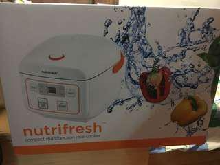 nutrifresh飯煲