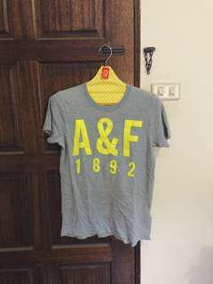 🚚 A&F正品 男版S