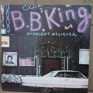 BB KING Midnight believer LP