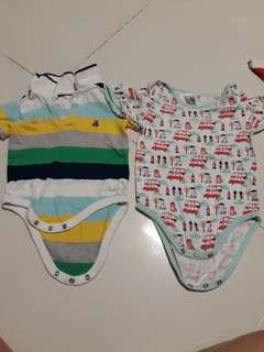 Baby Romper from baby gap