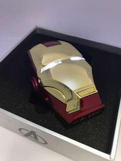 NEW! Iron Man 6,000mAh Power Bank