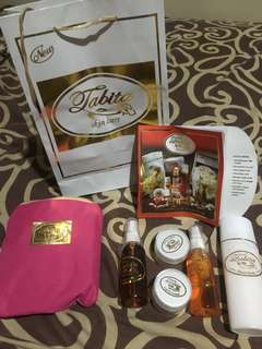 Paket travelsett tabita skincare