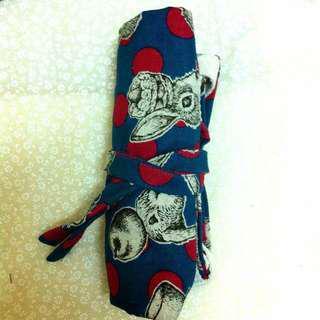 自製tote bag