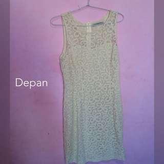 Mini Dress Lechilano