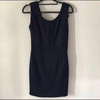 Clearing Wore Once Sleeveless Bodycon Dress