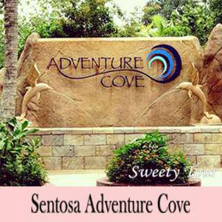 Adventure Cove Waterpark E-ticket Sentosa (ONE DAY PASS)