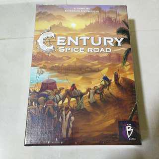 Century Spice Road Board Game