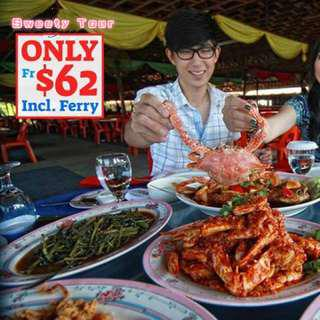 2D1N Massage Tour with Seafood Lunch