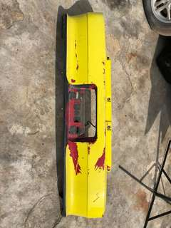Bumper Belakang Daihatsu Charade Detomaso G200