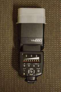 Yong Nuo 560 flash